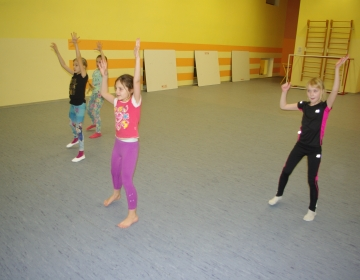 Inga tantsutreeningud