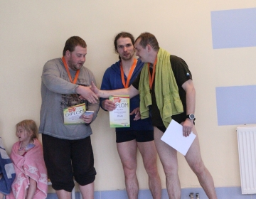 Võru MK 2016 a MV ujumises (17.aprillil)